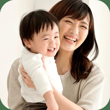 ママの笑顔2