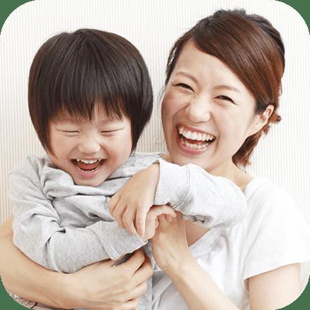 ママの笑顔3